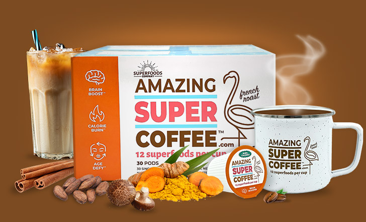 Amazing Super Coffee