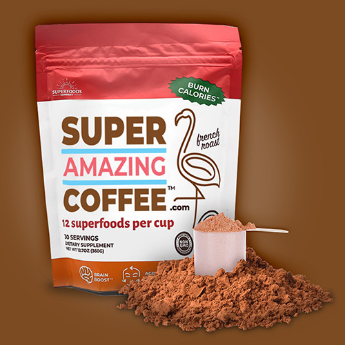 Super Amazing Coffee