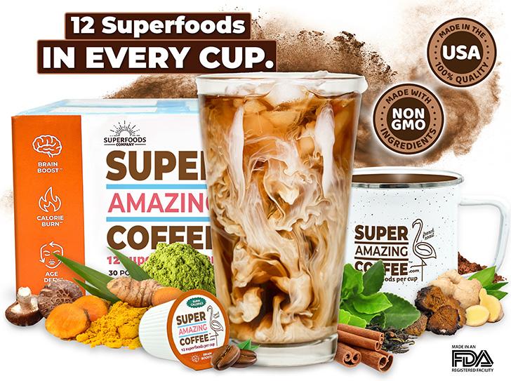 Super Amazing Coffee