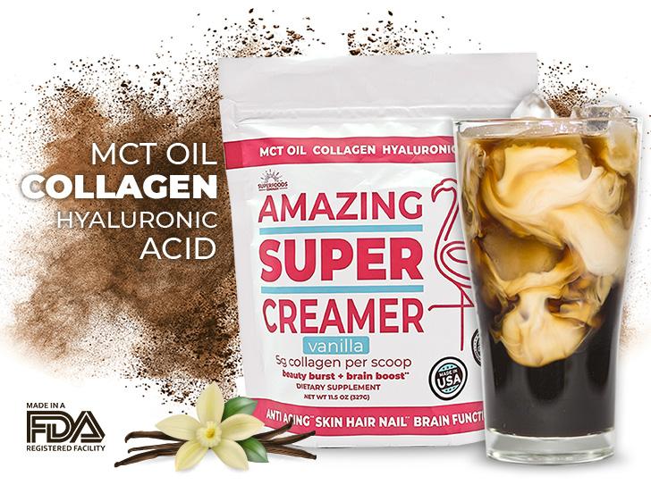 Super Amazing Creamer