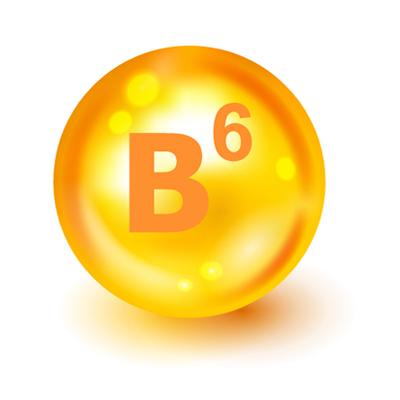 Vitamin B6 is an ingredient in Apple Cider Vinegar Gummies