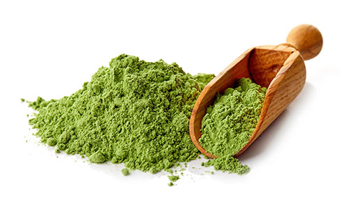 Chlorella is an ingredient in Superfood Tabs