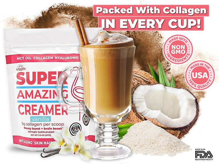 Super Amazing Creamer