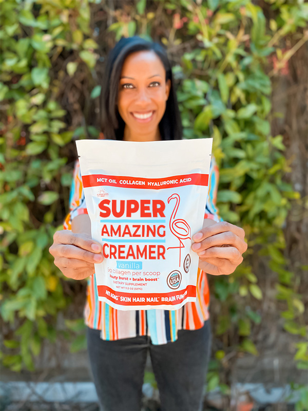 Real customer results with Super Amazing Creamer